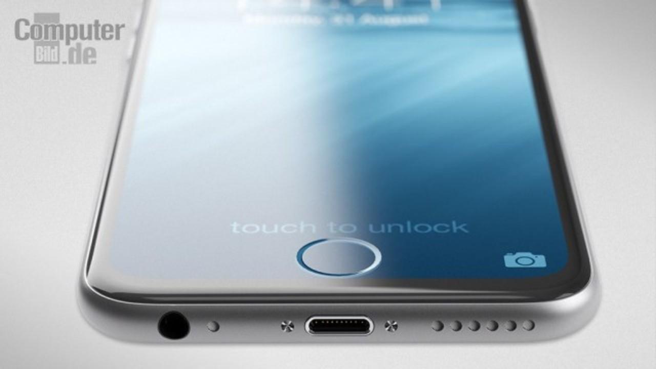 ボタンがない…? iPhone 7のコンセプト画像