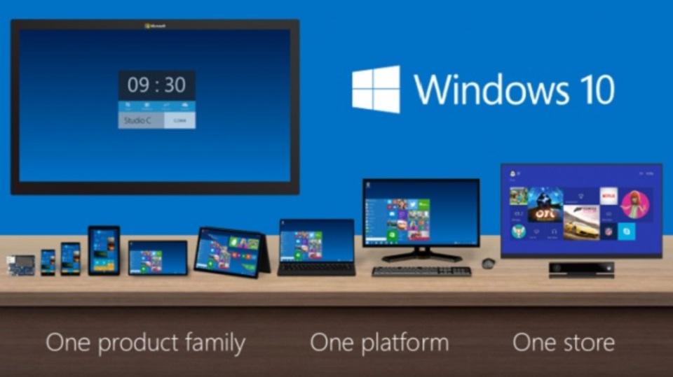 Windows 10の全7エディションが明らかに…まさかのWindows Mobileまで復活!