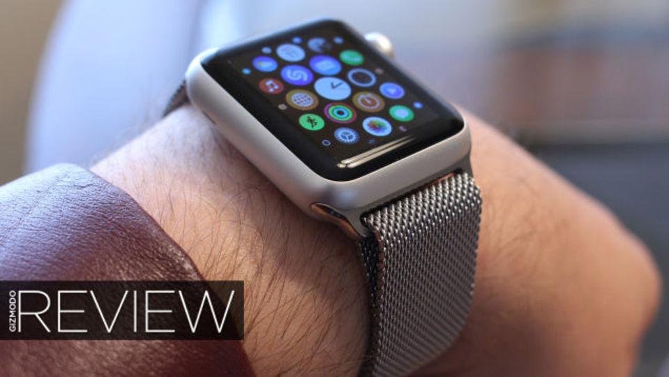 Apple Watchレビュー:ベータテストだと思ってます