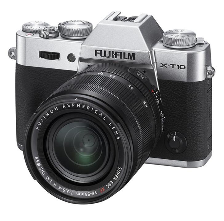 高画質をコンパクトボディに凝縮したミラーレスカメラ「FUJIFILM X-T10」