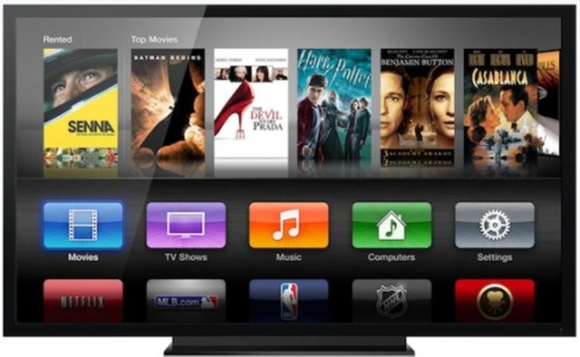 アップルの独自テレビ計画、実は頓挫していた