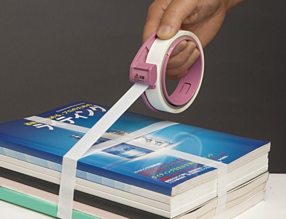 なんで?不思議! テープ同士しか接着しない「ふしぎテープ」