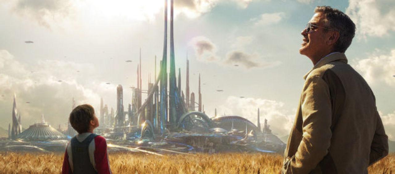 未来のロボによる「トゥモローランド」映画評