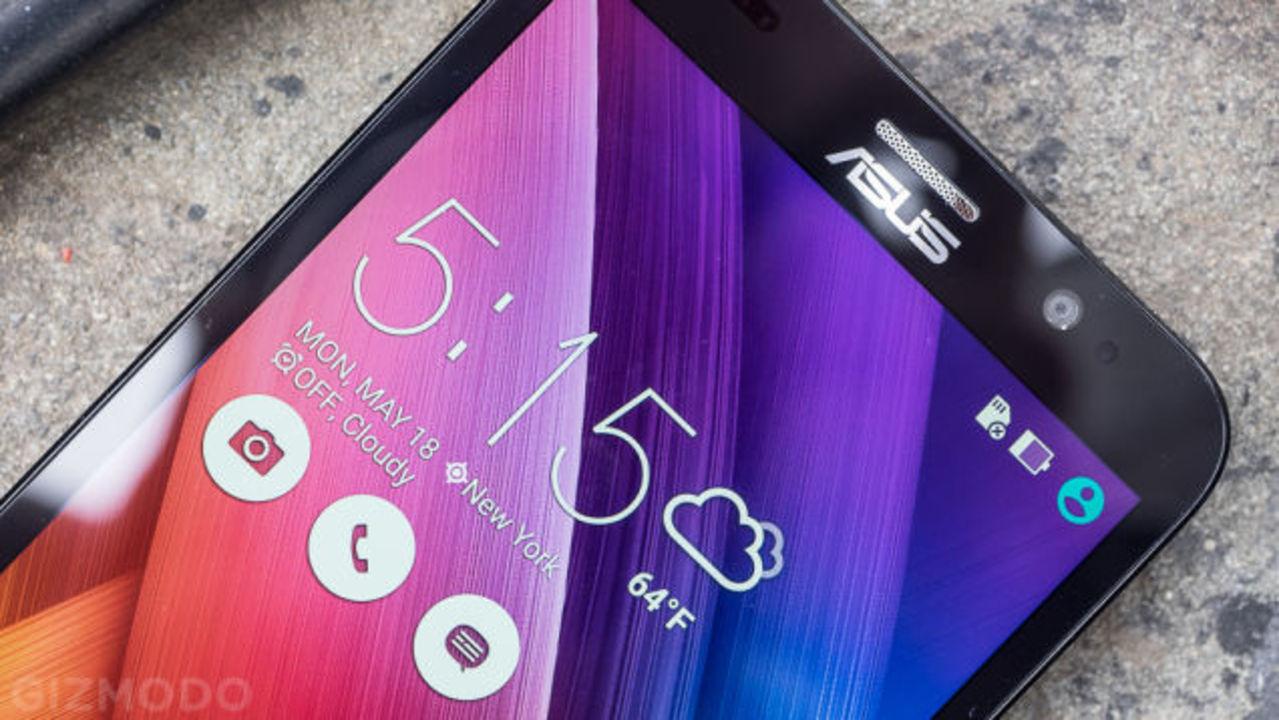 人気格安スマホの低価格版「ZenFone Go」が今夏発売か