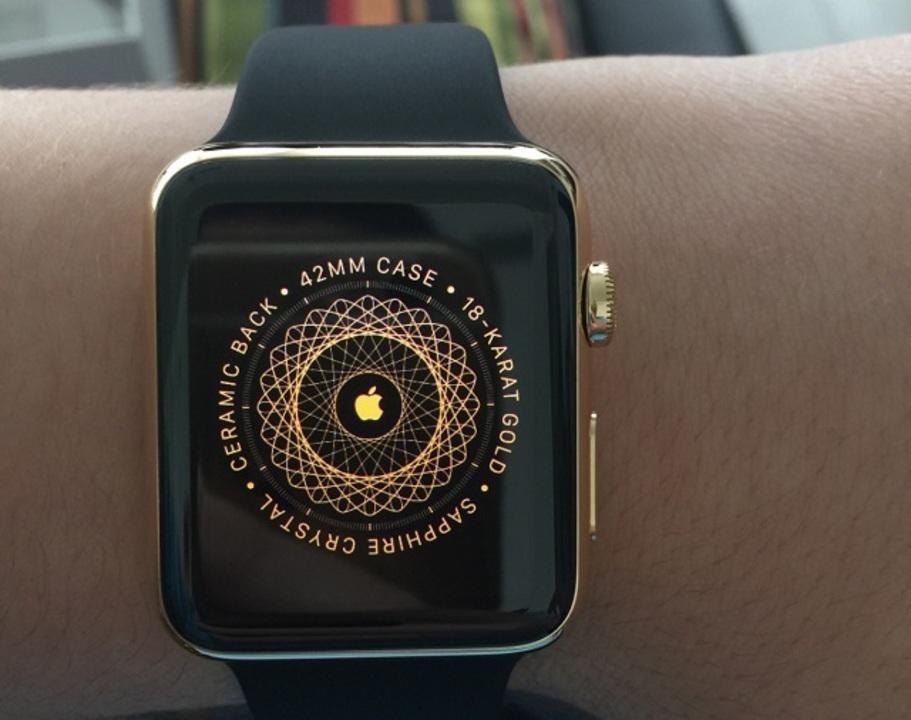 100万円超のApple Watch Editionはこんな風に届くよ