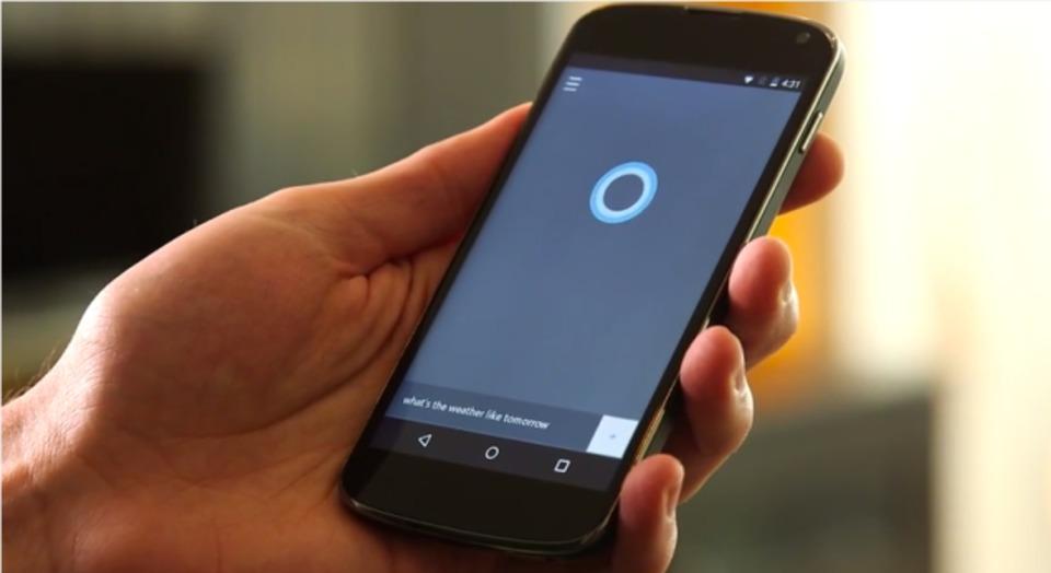 Windows 10の「Cortana」、Android・iPhoneでも使えるように。