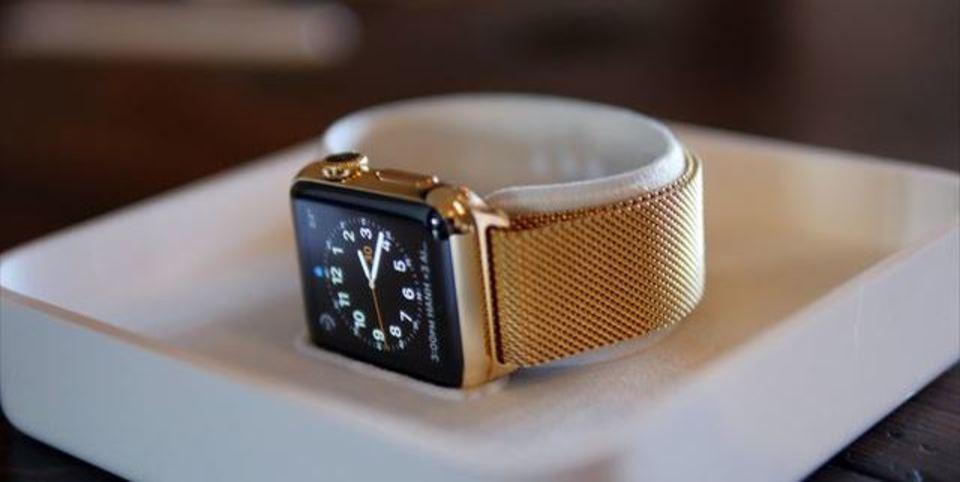 約4万円でApple WatchがGold Editionに!…そんな気分になれる方法とは?