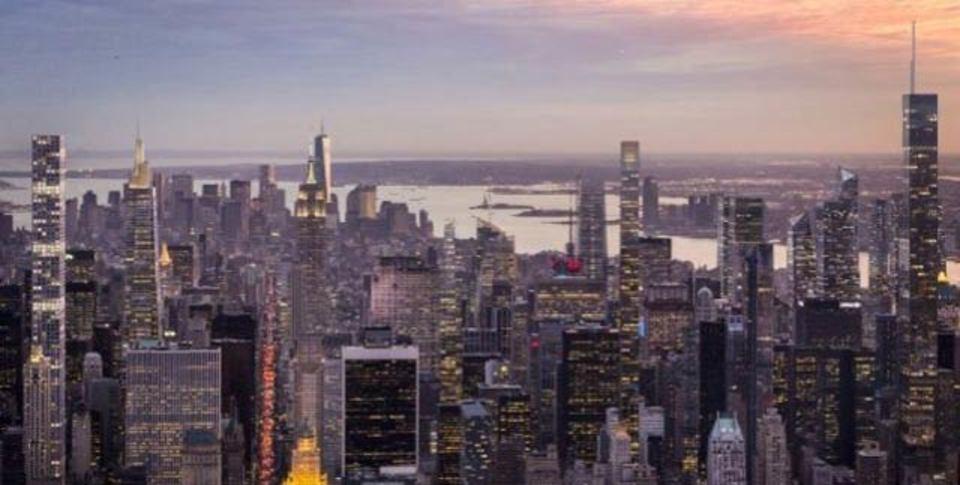 2030年のニューヨークの街並み、一新されるスカイライン