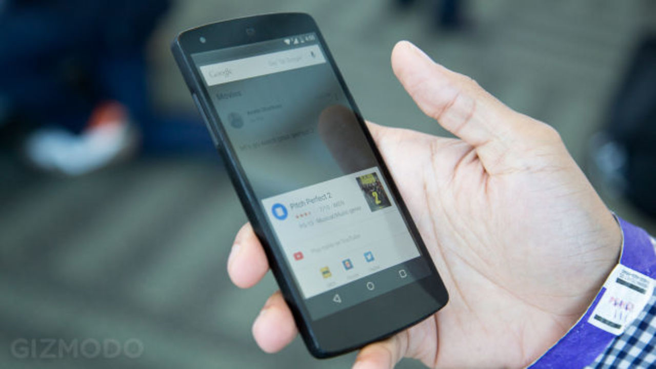 知らないことは、全部ホームボタンが教えてくれる。「Google Now on Tap」はこう使え
