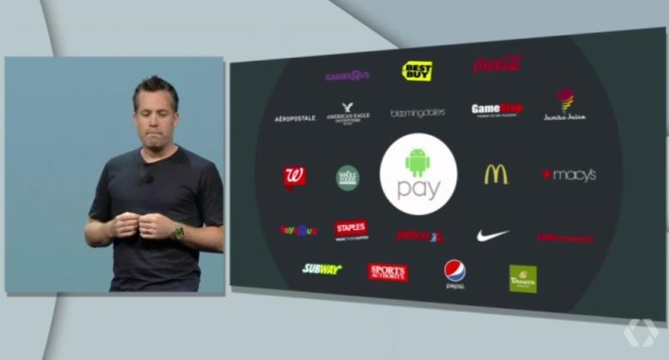 新登場! Android PayはApple Payの強力なライバルになりそう #io15 #io2015