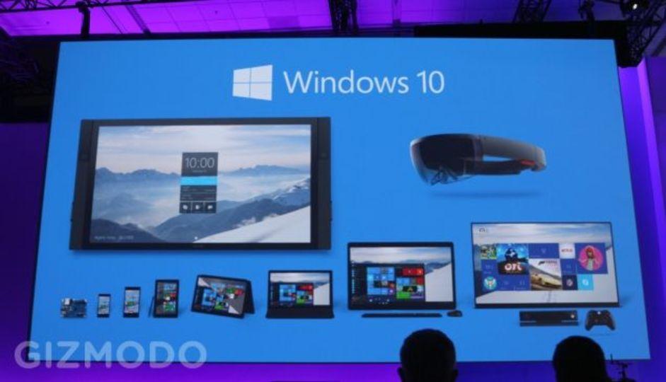 Windows 10のPC版は7月末リリースが濃厚に