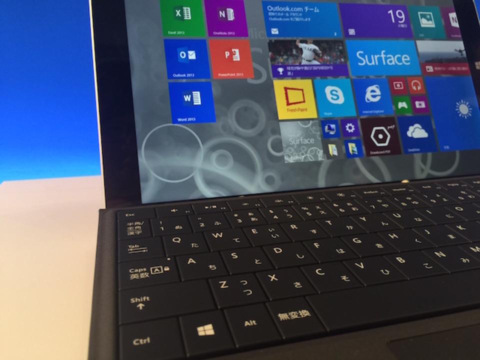 史上最薄・最軽量な「Surface 3」。LTE対応だけじゃない、こだわりのデザインがさらに嬉しい