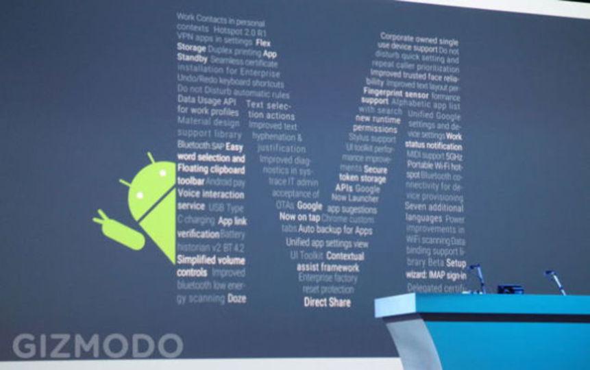 「Android M」、そしてスマホの未来がグーグルにやって来た #io15 #io15jp