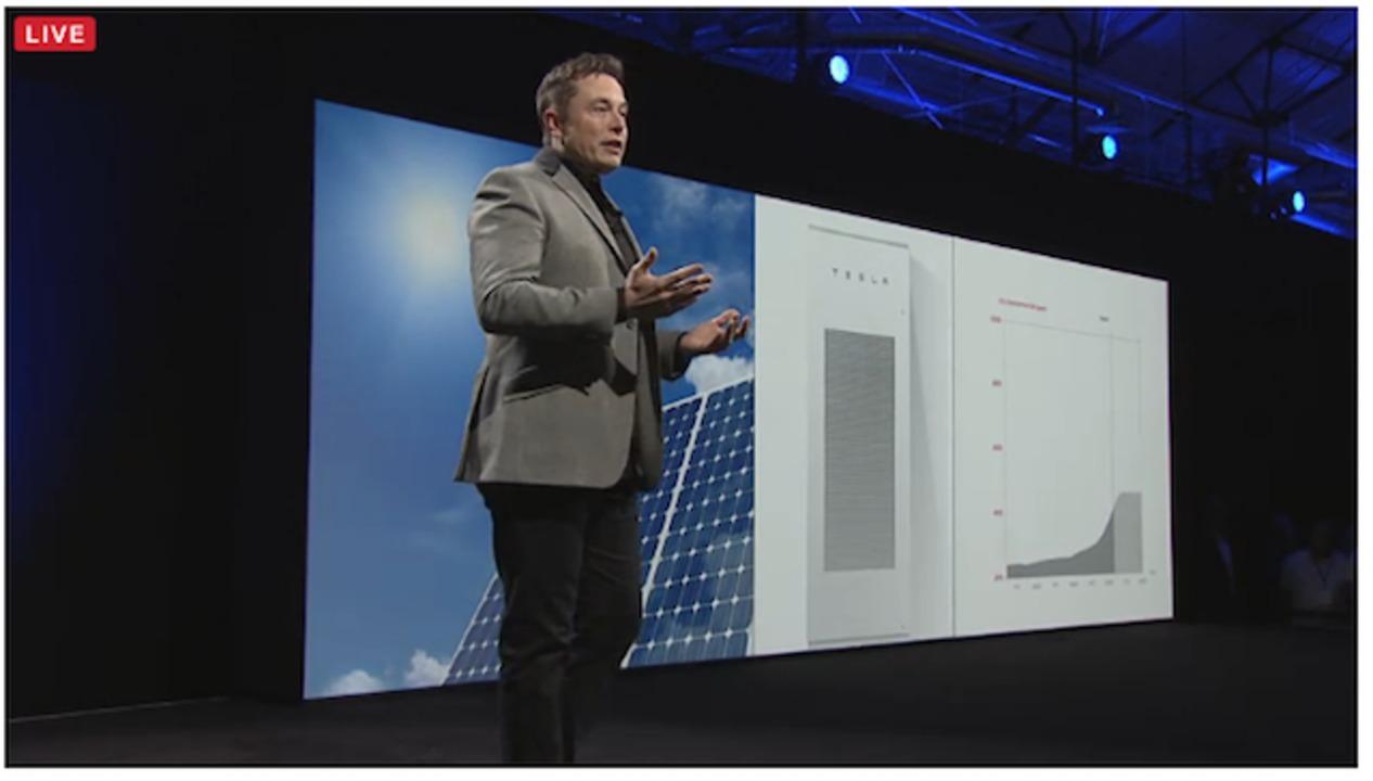 テスラ、バッテリーシリーズ「Powerwall」「Powerpack」、「GIGAFACTORY 1」発表 #Tesla