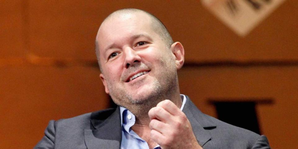 ジョニー・アイブが昇進! アップルの最高デザイン責任者に就任