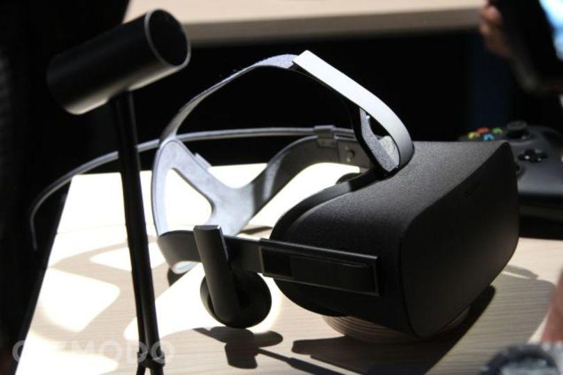 2016年のお年玉はOculus Riftの製品版に投資しよう