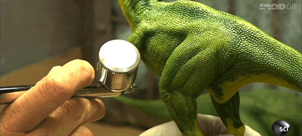 最恐恐竜ティラノサウルスはこうして誕生する?