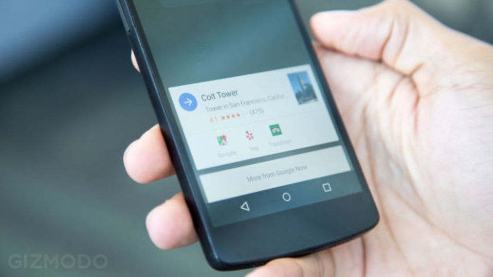 新しいGoogle Nowは、Androidに乗り換える十分な理由となりうる