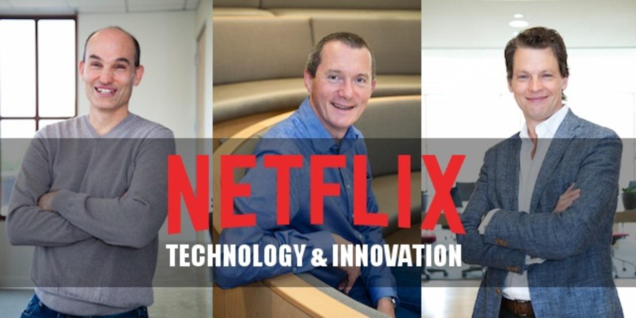 "「Netflix」の""待ち時間を実質的に0にする""ストリーミングの秘密とは? #ネトフリ"