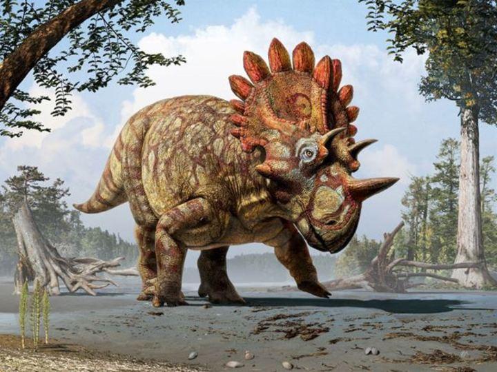 新種の恐竜「ヘルボーイ」発見