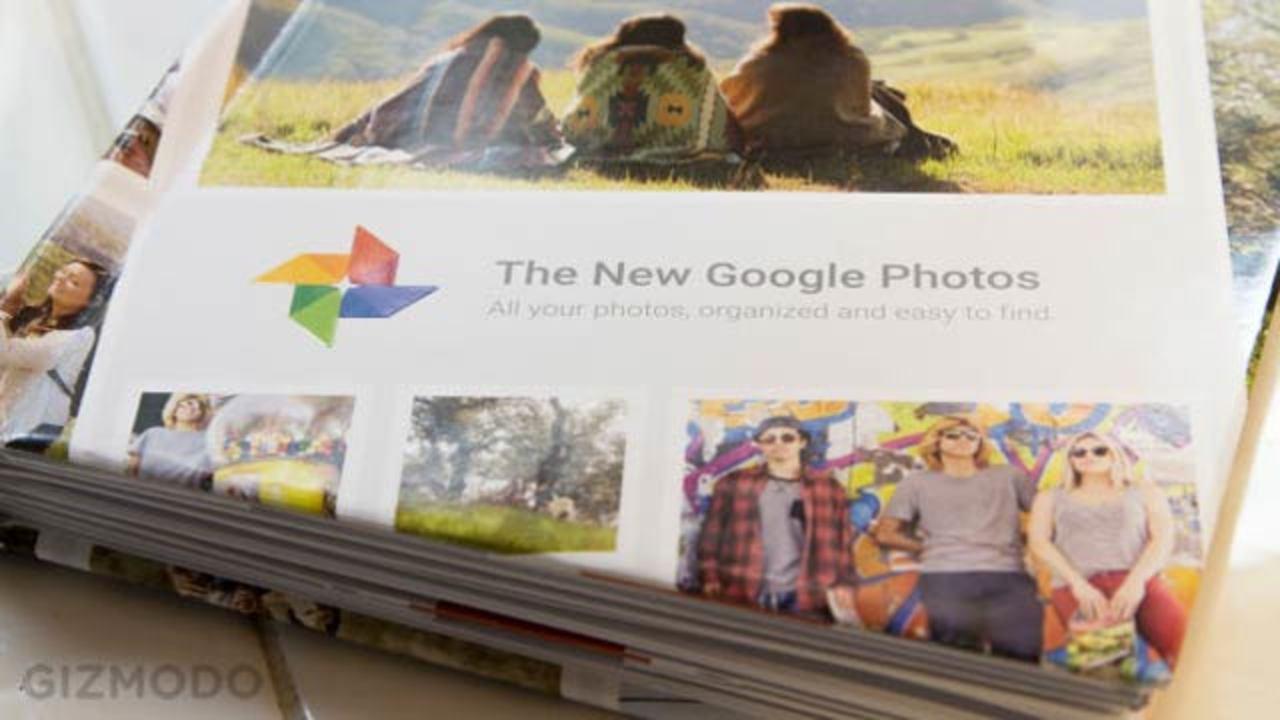 当時のGmailを彷彿とさせるサービス、世界を変えるGoogle Photos