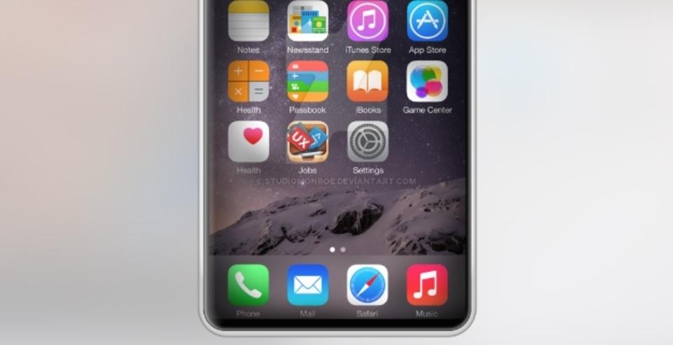 iPhone 6s Plusの解像度は2Kか?