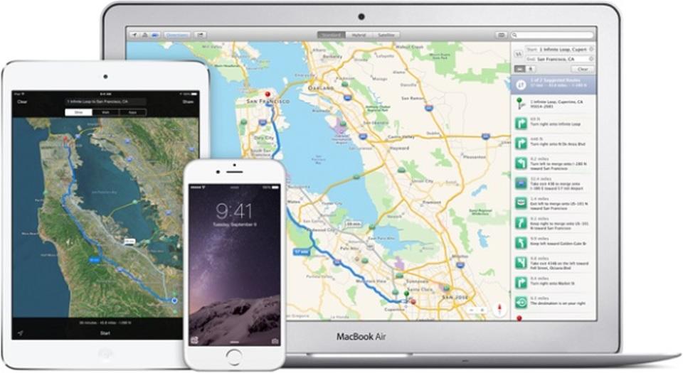 アップルのマップ、ウェブ上で使えるなら…使いたい?