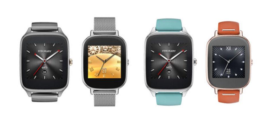 Apple Watchそっくりな「ZenWatch 2」が今秋発売へ