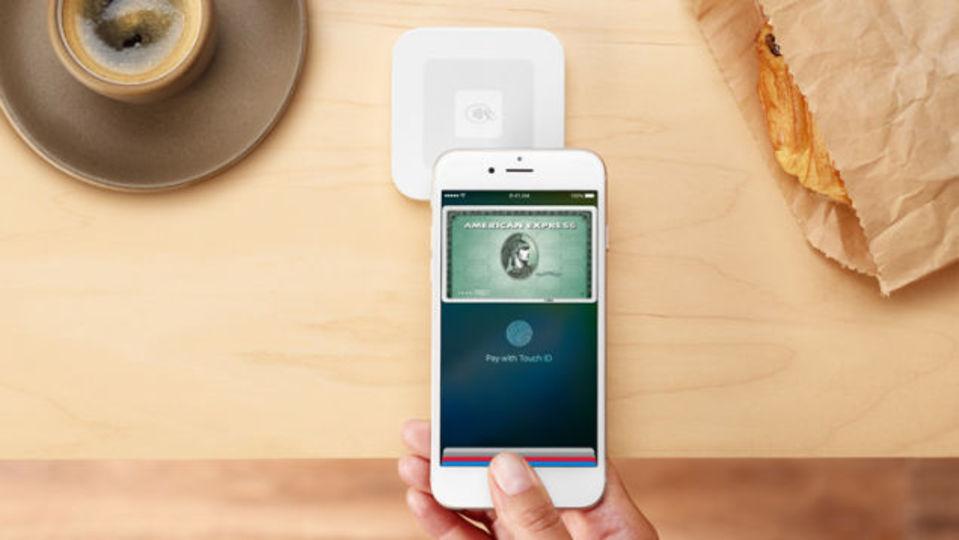 Apple Pay、Squareと提携 #WWDC2015