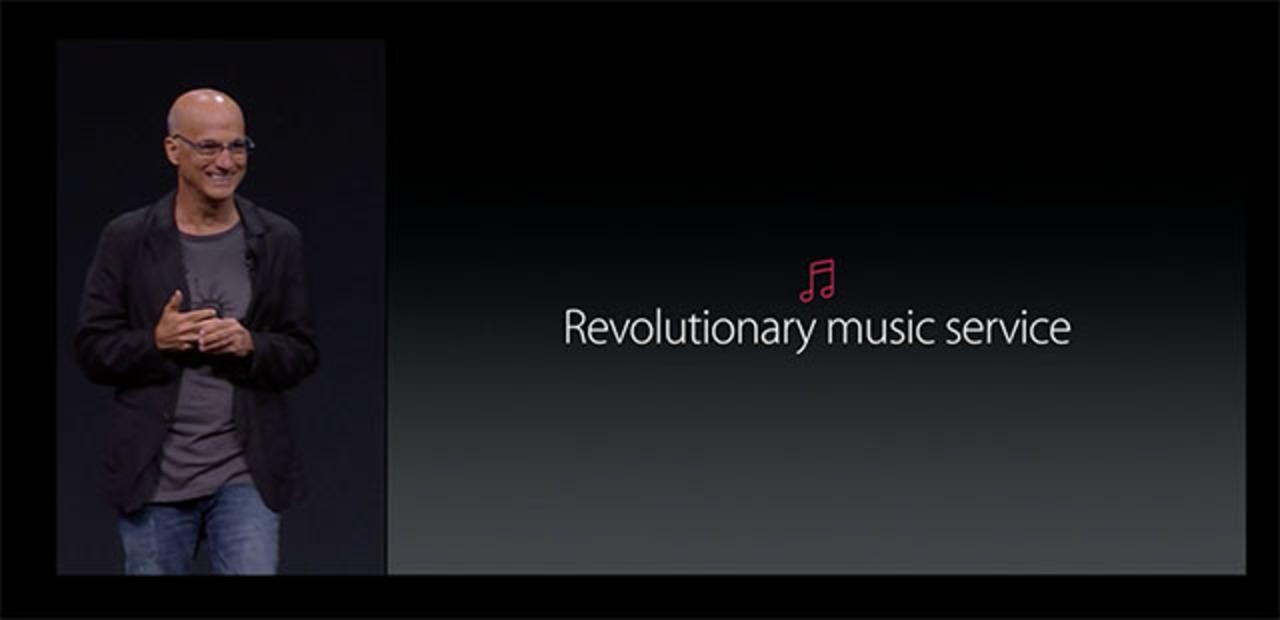 ジミー・アイオヴィンが来た! Apple Musicと一緒に! #WWDC2015