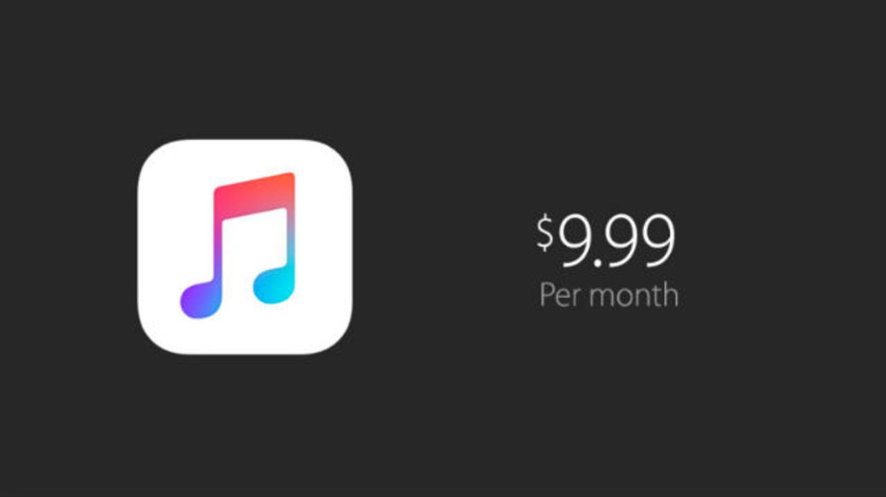 「Apple Music」は6月30日スタート。料金は月額9.99ドルから #WWDC2015