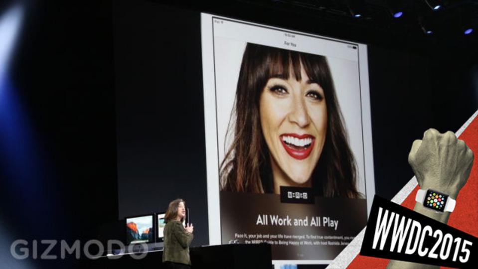 「Newsstand」に代わる、ホントに使えそうな新リーダーアプリ「News」 #WWDC2015