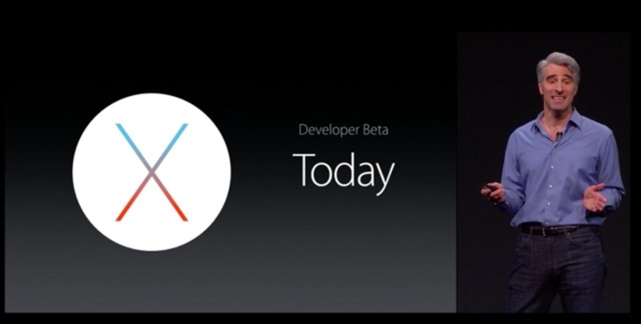OS X El Capitanは今日から開発者へ、秋に正式リリース #WWDC2015
