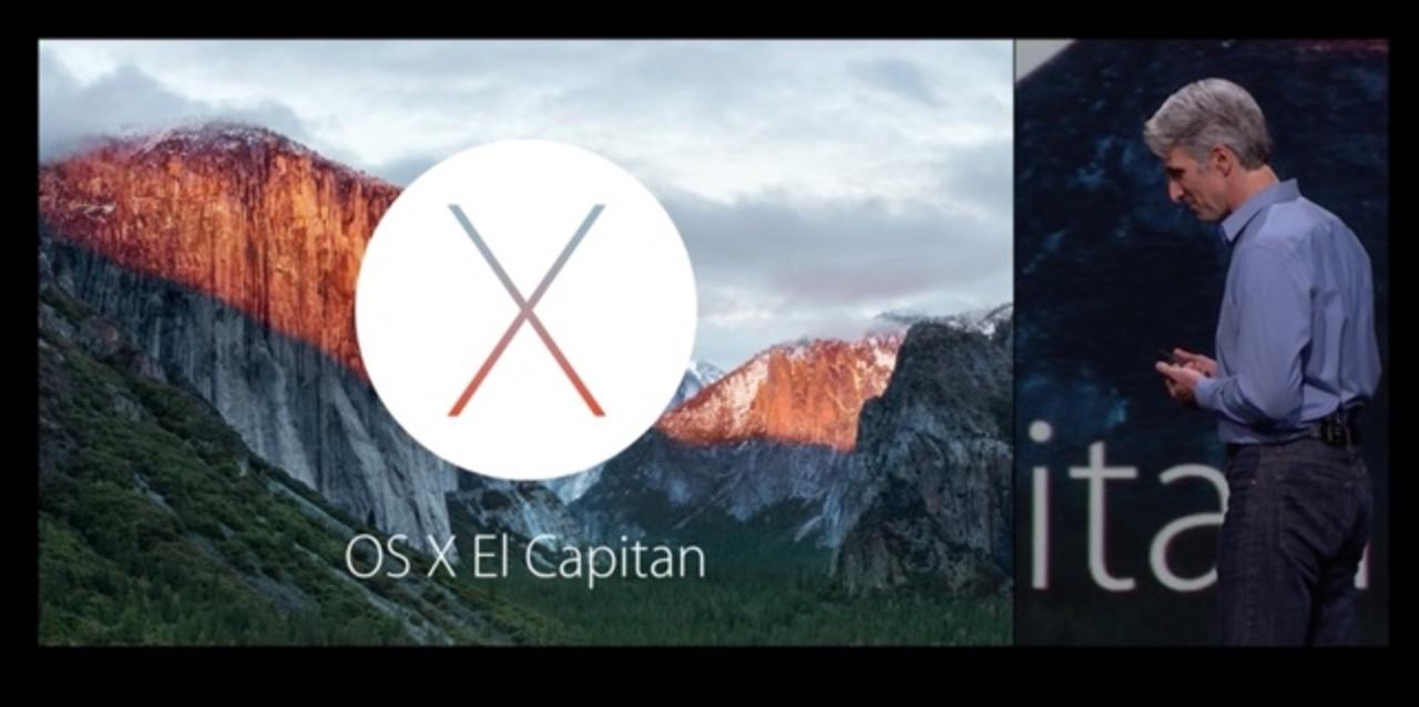 OS Xの新バージョンは「OS X El Capitan」 #WWDC2015