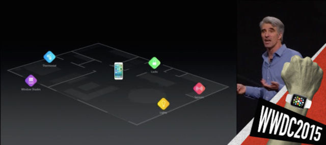 HomeKitがあればiCloudでスマートホームにアクセスできる #WWDC2015