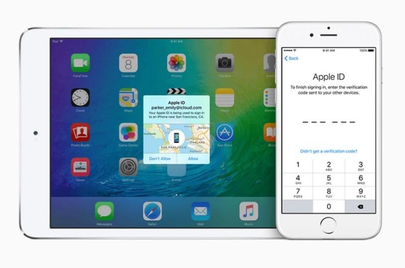 iOS 9のセキュリティ、6桁パスコードと2段階認証で向上 #WWDC2015