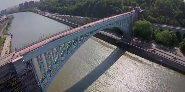NYの新名所になるか、最古の橋がリニューアルオープン!