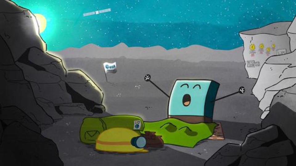 """""""Hello Earth!"""" 彗星着陸機「Philae」7カ月ぶりに起きる"""