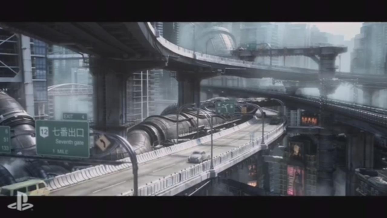 「FINAL FANTASY 7」がPlayStation 4でリメイク決定! #E32015