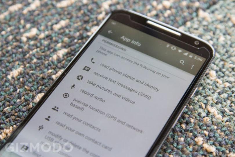 Android M、Chromeでの「アクセス権限」に変化の兆しが見えてきた