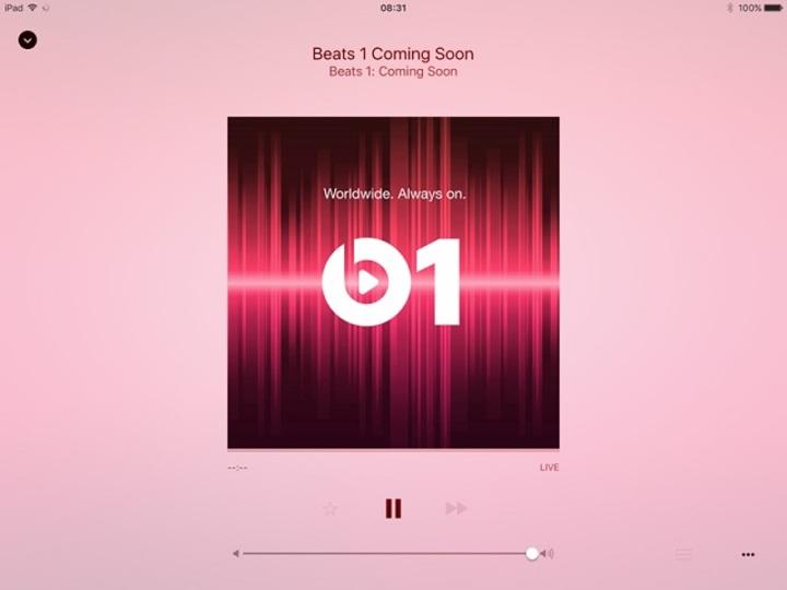 Apple Musicの「Beats 1」iOSベータ版から一足先に聞ける!