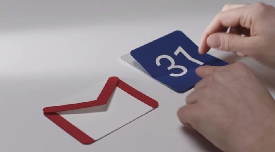 グーグル公式のマテリアルデザイン作成の舞台裏ビデオ