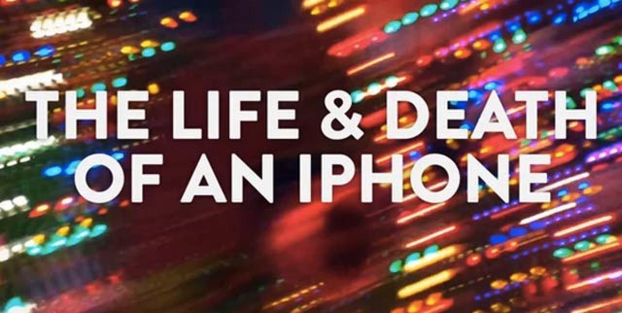 切ない…iPhoneの一生を描いた短編映画