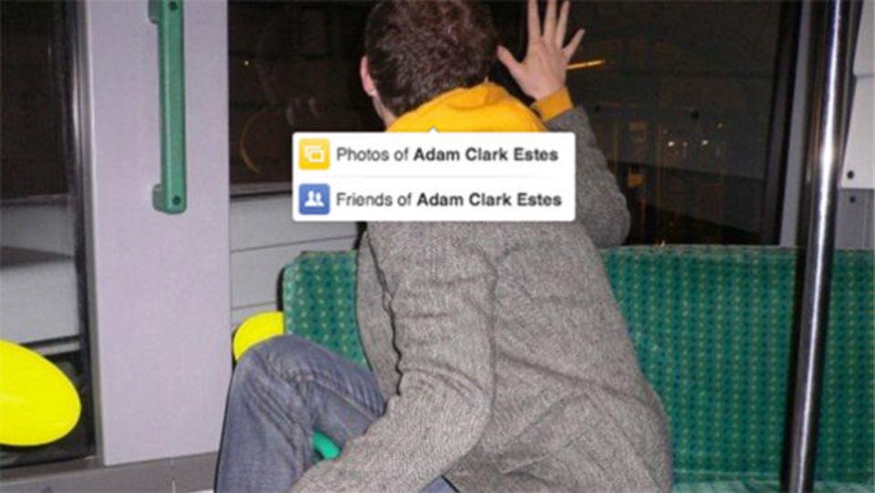 もう逃げられない。Facebookの顔認証は、顔が見えなくても認識できるらしい