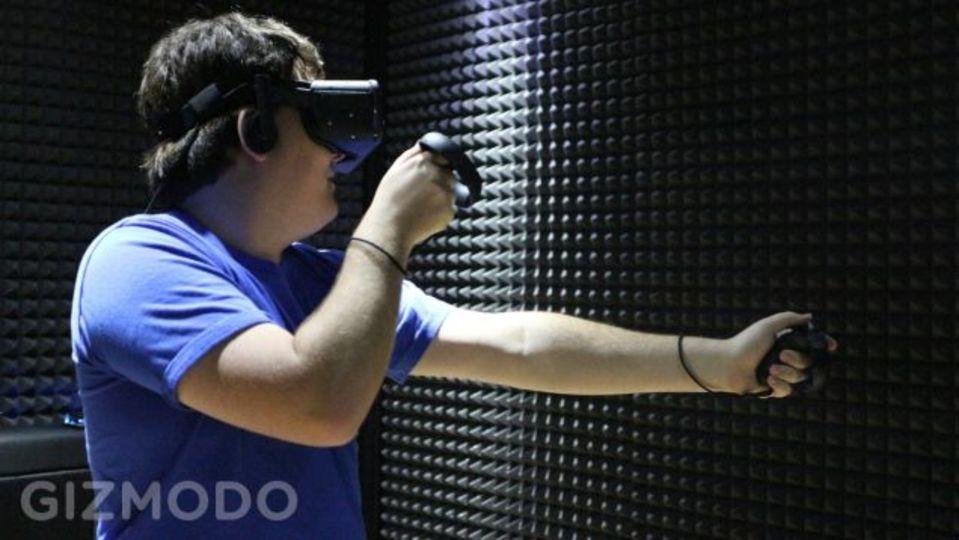 Oculus Touchハンズオン。あまりに良すぎてVRヘッドセットを買い控えそう