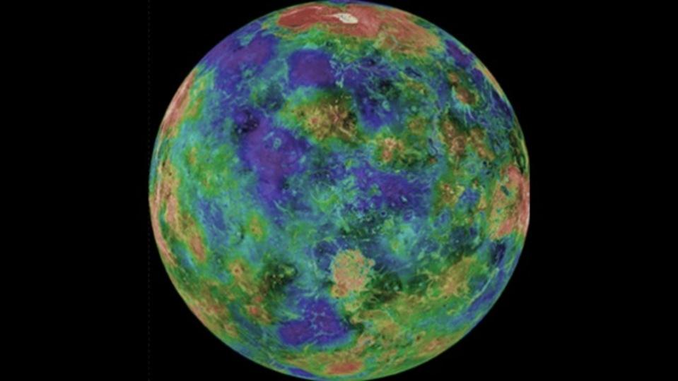 地球以外にも溶岩が流れる惑星があるようだ