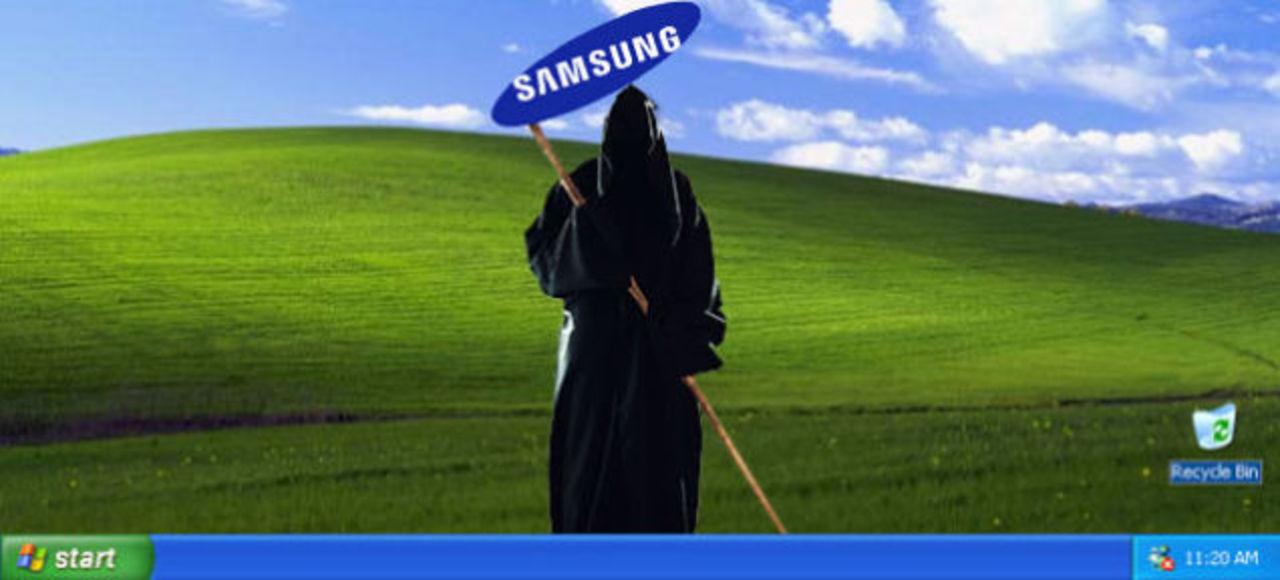 サムスン製PC、Windows Updateをできないようにしているらしい