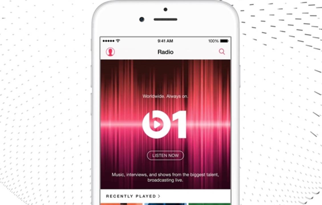 Apple Musicのラジオ「Beats 1」は7月1日スタート