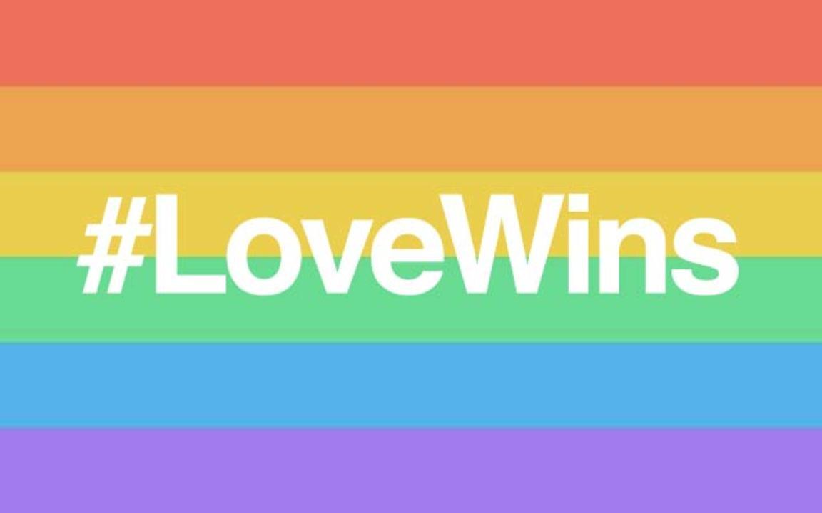 Facebookが、米国同性婚合法化を祝してレインボープロフィール画像機能をリリース
