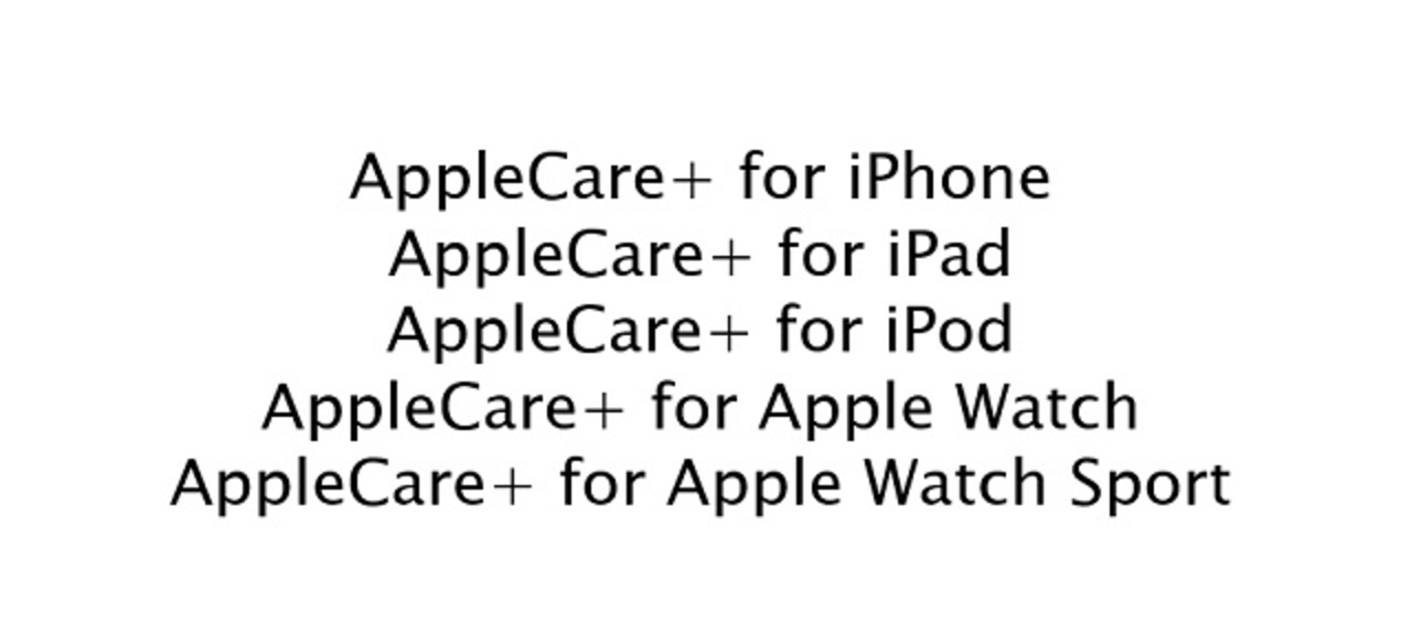 Apple Careのバッテリー交換対象が50%から80%未満になったよ
